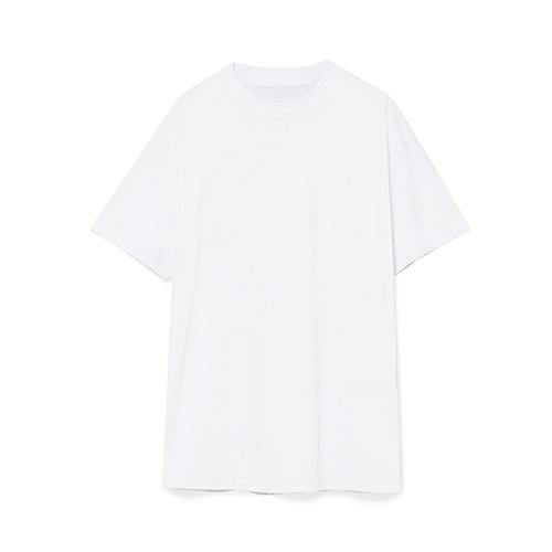 бланковая футболка оверсайз