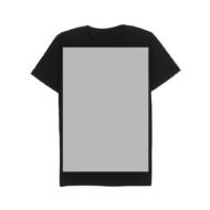 футболка с принтом А3+