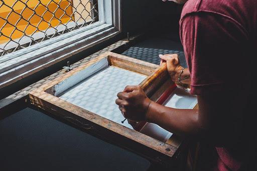 методы печати на ткани