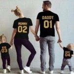 семейные принты