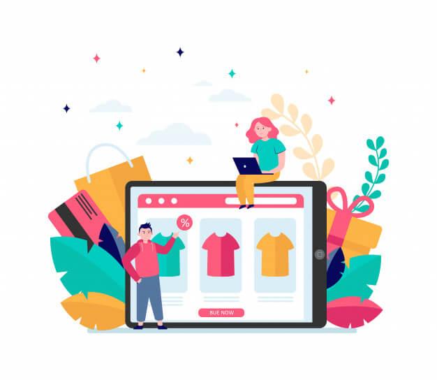 онлайн-магазин без вкладень
