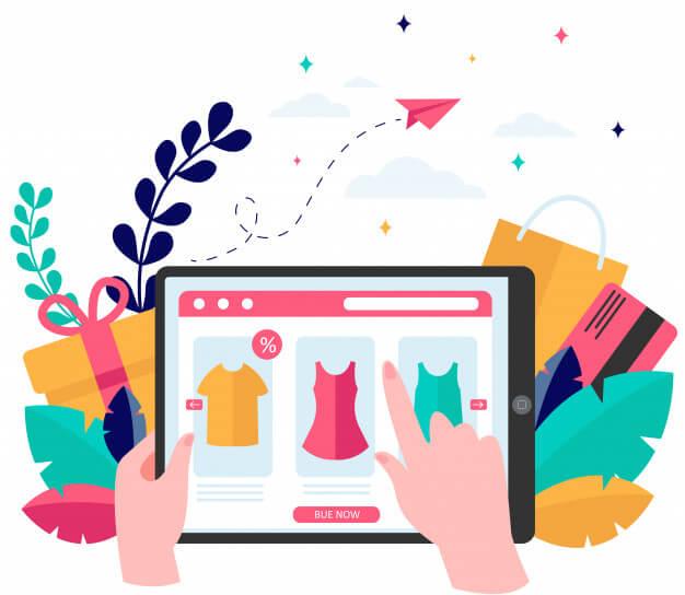 створення онлайн-магазину одягу