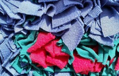 переработка ткани